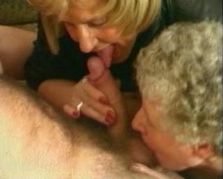 granny wants a threesome